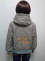 Куртка для мальчика машинка, фото 3