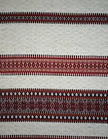 Ткань с украинской вышивкой Свитязь ТДК-10 2/3