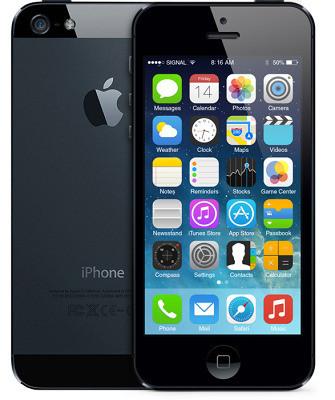 Cмартфон Apple Iphone 5 16gb Black Neverlock