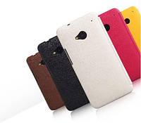 Чехол для HTC One M7 - Yoobao Slim Leather Case