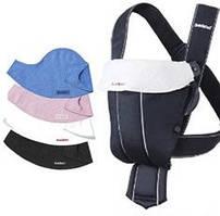 Акция от Babybjorn - купите рюкзак кенгуру Babybjorn и получите в подарок нагрудник