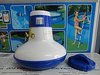 Плавающий раскладной поплавок-дозатор для бассейна МИНИ 1