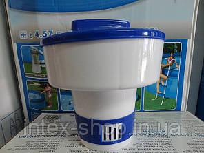 Поплавок-дозатор для басейнів МАКСІ 1, фото 2
