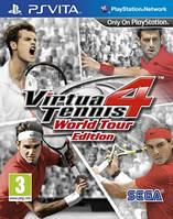 Virtua Tennis 4 Мировая серия ps vita