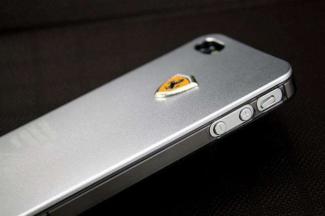 Чехлы для iPhone 5 5S Ferrari с автографом Шумахера