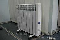 Электрический радиатор ЭРА 3 секции (390 Вт - 6 м2 обогрев)