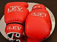 Перчатки боксерские LEV