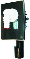 HL400 Сифон для посудомоечной или стиральной машины скрытой установки HL400