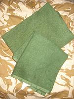 Британские армейские полотенца из микрофибры.