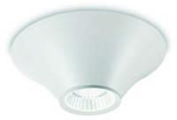 Накладной светодиодный светильник, корпус из алюминия, светодиод CREE 5W в комплекте, драйвер в комплекте.