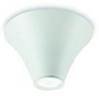Накладной светодиодный светильник, в форме конуса. Светодиод CREE 13W в комплекте, блок питания в комплект