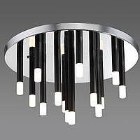 Декоративный  светодиодный светильник, крепление на потолок. Светодиоды СREE 15*3W и драйвер в комплекте,