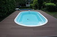 Накрытия для композитных бассейнов