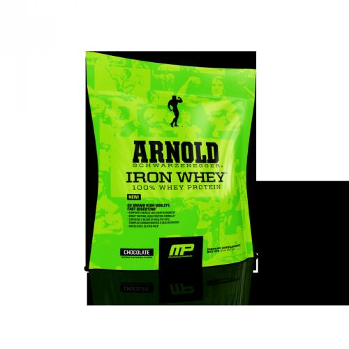 Протеин Сывороточный Muscle-Pharm, Iron Whey, 227 gr (7 serv) - Шоколад