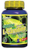 Карнитин, L-карнитин, L-Carnitine FitMax Green L-Carnitine  90 caps