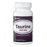 Таурин GNC Taurine 500  50 cap