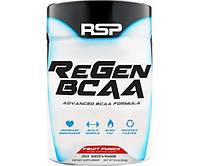 BCAA - Лейцин, Изолейцин, Валин RSP Nutrition ReGen BCAA 30 serv. 264 g lemon lime