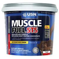 Гейнеры USN nutrition Muscle Fuel STS 5 kg strawberry cream