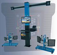 3-D cтенд развал схождение HPA C 800 2-х камерный