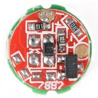 Цифровой драйвер светодиода для фонарей (TrustFire mini-03), 3 режима