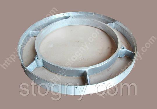 Кольцо алюминевое   старый ротор  02.133, фото 2
