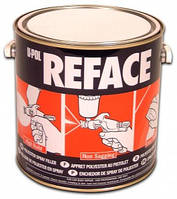 REFACE™: Напыляемая шпатлевка
