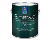 Краска латексная SHERWIN-WILLIAMS EMERALD интерьерная, матовая, 3,63л