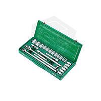 Набор торцевых головок Pro'sKit SK-42401M (24 элемента)