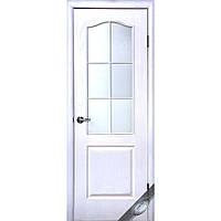Межкомнатная дверь Новый Стиль Симпли со стеклом