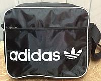 Сумка на плечо adidas (только ОПТ/Спорт сумка/Сумка планшет/Сумка для через плечо, фото 1