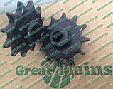 Втулка 198-257D натяжного ролика Great Plains IDLER SPACER TUBE натяжителя 817-480  , фото 4
