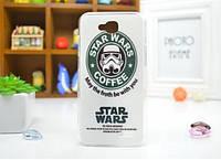 Чехол для LG Nexus 5 панель накладка с рисунком star wars