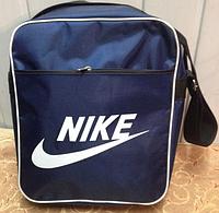 Сумка планшет на плечо nike (только ОПТ/Спорт сумка/Сумка для через плечо
