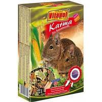 Корм для дегу Vitapol полнорационный, 450 гр.