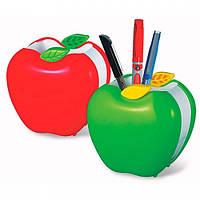 Стакан настольный зеленый Яблоко Apple ОЛ-9139