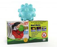 Шарик для глажки белья - Mister steamy, мяч для стирки, шар для стирки белья без порошка