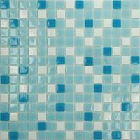 """Микс из стеклянной мозаики Eco-mosaic """" Манка"""" 2х2см MDA 331"""