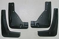 Mitsubishi ASX 2013 брызговики ASP колесных арок передние и задние полиуретановые