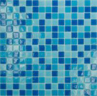 """Микс из стеклянной мозаики Eco-mosaic """"Манка"""" 2х2см MDA 332"""