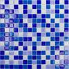 """Микс из стеклянной мозаики Eco-mosaic """"Манка"""" 2х2см MDA 346"""