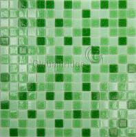 Микс из стеклянной мозаики Eco-mosaic 2х2см MDA 431