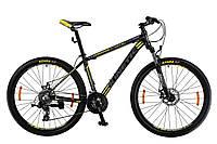 """Велосипед KINETIC 27,5"""" CRYSTAL 17"""" (черно-синий)"""