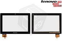 Сенсорный экран (touchscreen) для Lenovo IdeaPad S6000, черный, оригинал