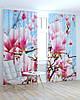 Фотошторы цветы сакура, фото 4