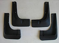 OUTLANDER 2013  брызговики ASP колесных арок передние и задние полиуретановые