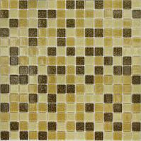 Микс из стеклянной мозаики Eco-mosaic 2х2см MDA 545