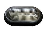 Светильник НПП 14-60-001 У3 (ПСХ-60 евро) без козырька чорный
