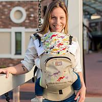 Эрго рюкзак Love & Carry AIR — Сказки Австралии