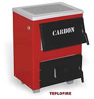 Котел для дома с плитой Carbon КСТО-10 кВт (Карбон)
