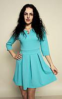 Платье женское трикотажное, фото 1